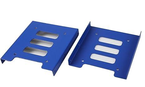 Amazon.com: Hymeca - Soporte de montaje SSD para disco duro ...