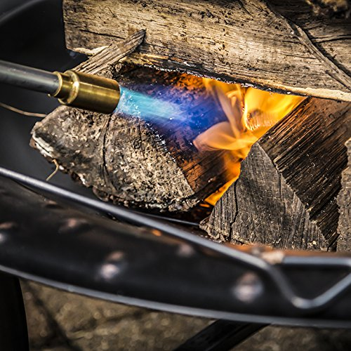 Self-Igniting 20,000 BTU Outdoor Torch