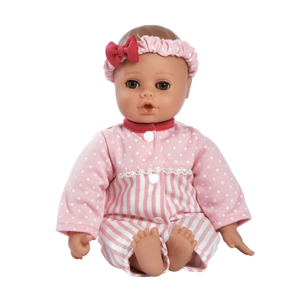 ad7ab6296454 Adora Playtime Baby Doll Little Cutie Sleeper Outfit  Amazon.in ...