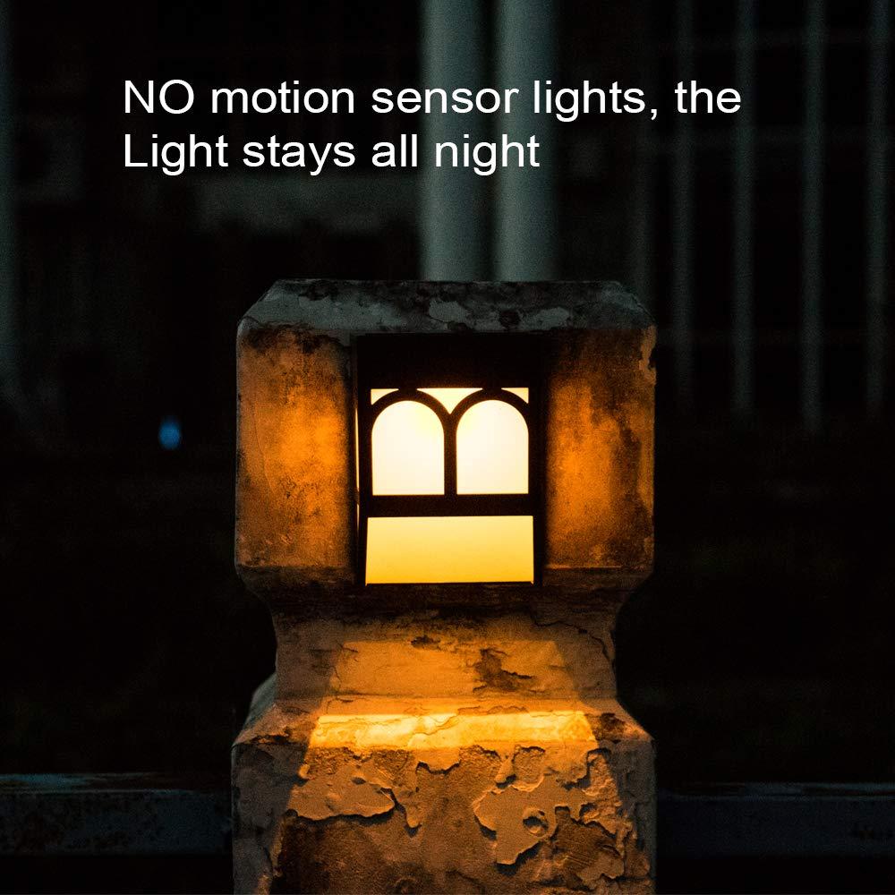 Outdoor Lighting Lighting & Ceiling Fans Solar Lights Outdoor 4 ...