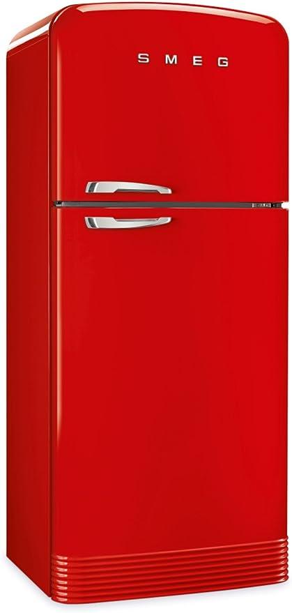 Smeg FAB50RRD nevera y congelador Independiente Rojo 440 L A++ ...