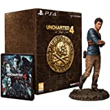 Uncharted 4: A Thief's End - édition collector [import anglais] (jeu en francais)