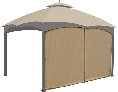 Gazebo Universal Replacement Privacy Curtain