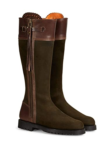d013fc7c9749 Image Unavailable. Image not available for. Color  Penelope Chilvers  Inclement Long Tassel Womens Boots ...