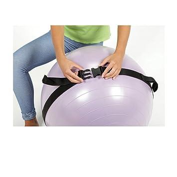 Swiss   Gym Ball Carry Strap  Amazon.es  Deportes y aire libre 666b6128ecef