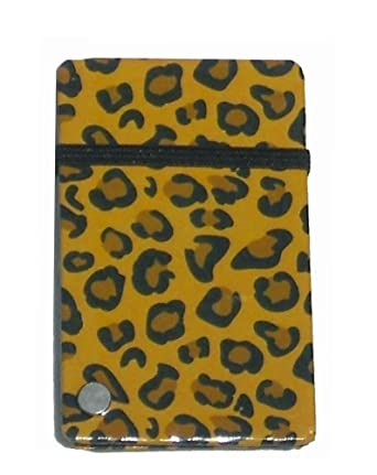 Fan out business id holder credit card wheel wallet organizer fan out business id holder credit card wheel wallet organizer leopard reheart Images