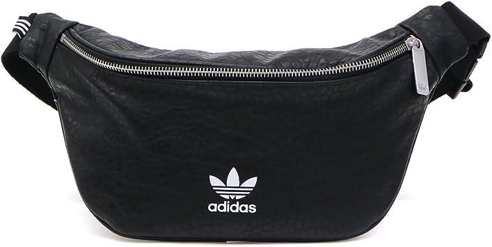 Adidas Funny Pack M Riñonera de Marcha, 25 cm, Negro: Amazon ...
