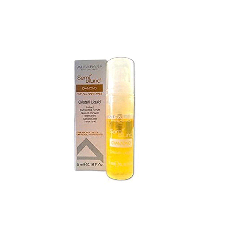 ALFAPARF Semi Di Lino Diamond Cristalli Liquidi Illuminating Serum 30 ml 4159