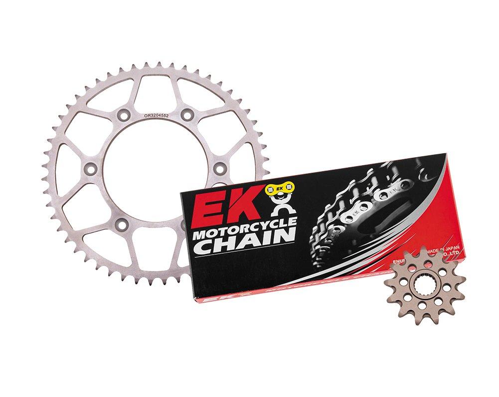 Outlaw Racing DSK42EK Steel Sprocket Kit W//STD EK Chain 52-13