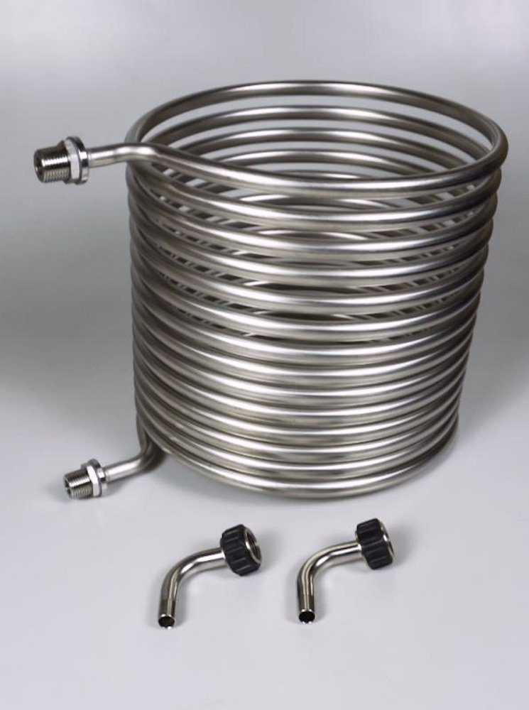 Large Stainless Steel HERMS Coil