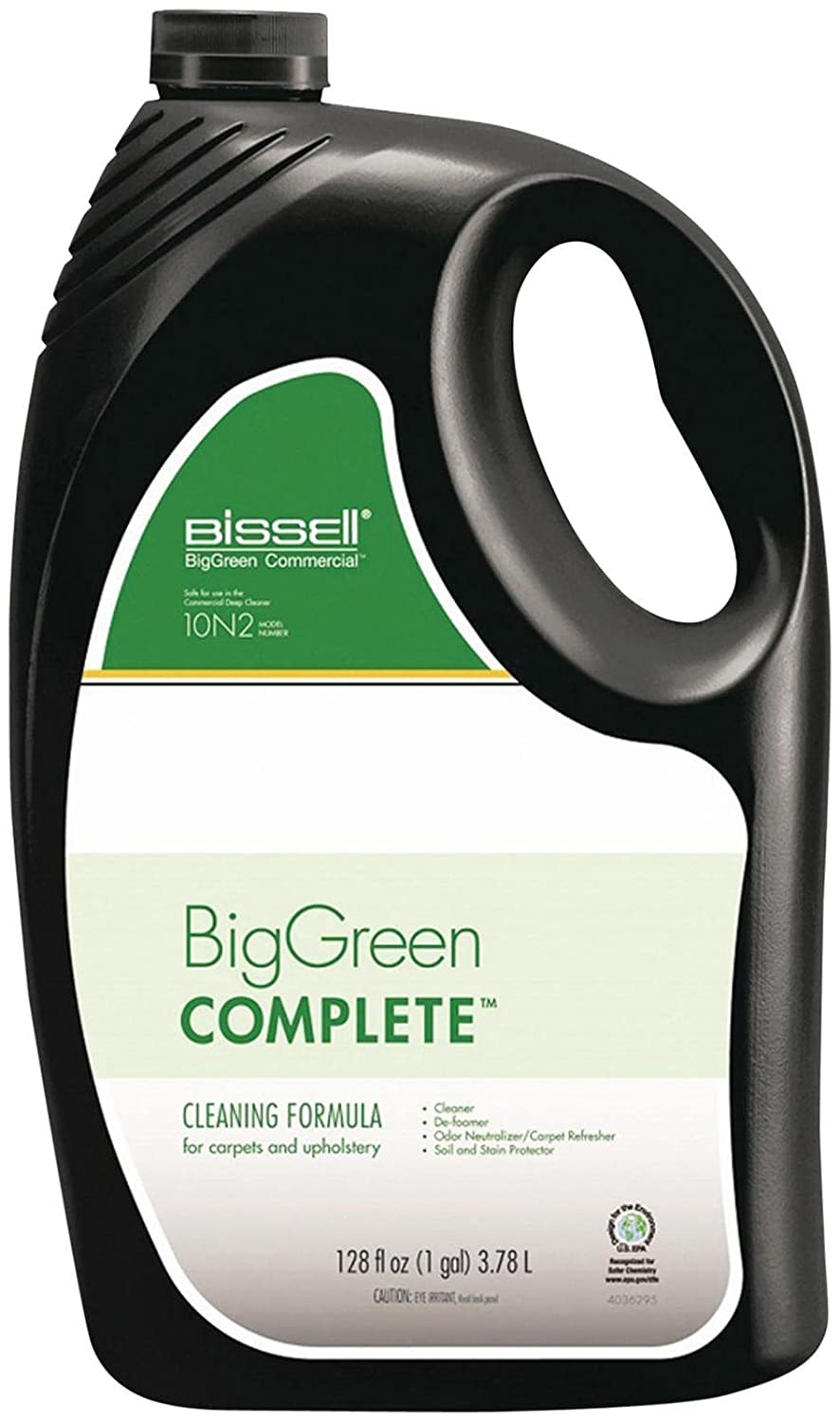 Bissell BigGreen Commercial 128oz Complete Formula Cleaner & Defoamer