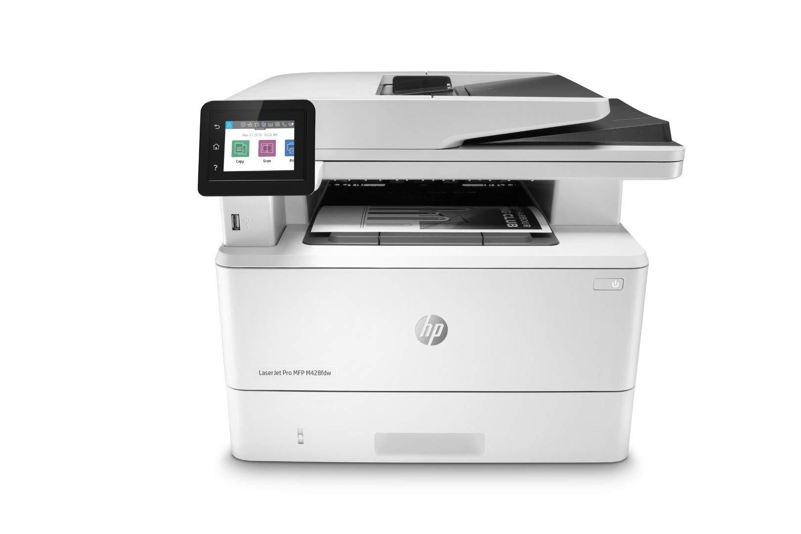 HP LaserJet Pro Multifunction M428fdw Wireless Laser Printer (W1A30A) by HP (Image #1)