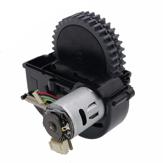 louu Aspiradora robot accesorios para ilife V3S Pro V5S Pro V50 ruedas Motores Robot aspirador (Rueda de la izquierda): Amazon.es: Hogar