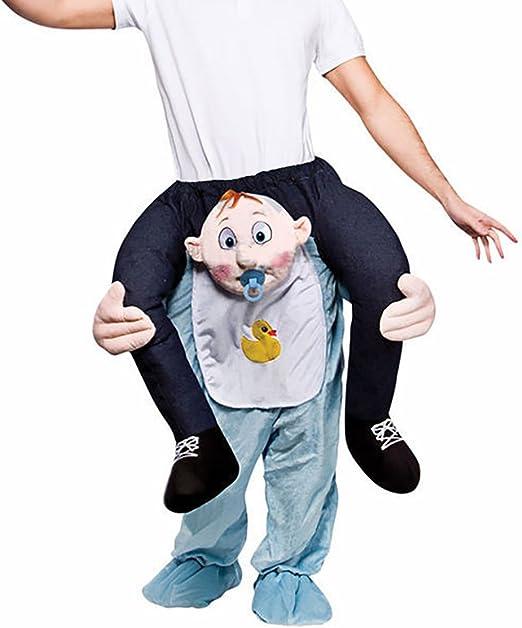 Amazon.com: Disfraz de pascua para adultos, con diseño de ...
