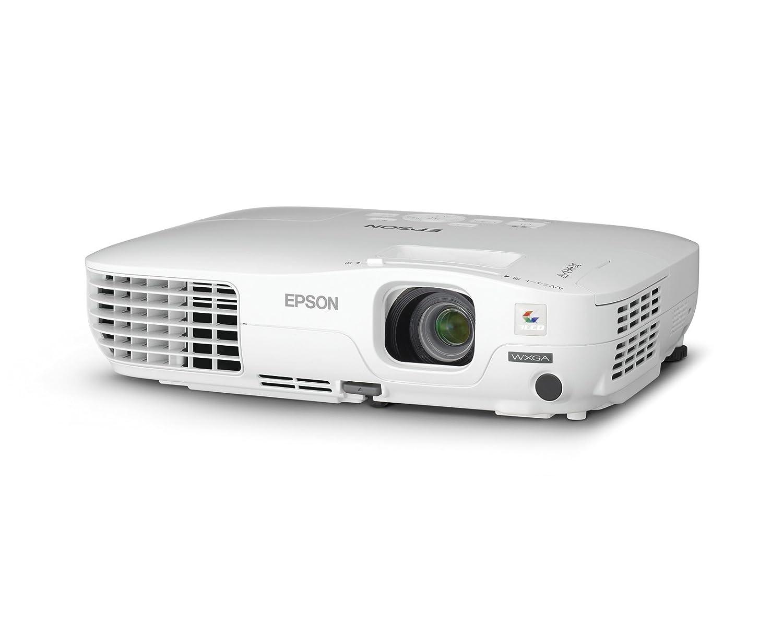 EPSON プロジェクター EB-W10 2600lm WXGA 2.3kg B0043BX9PU