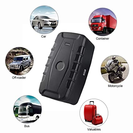 Amazon.com: HUAXING Mini GPS Smart Tracker Potente imán y ...