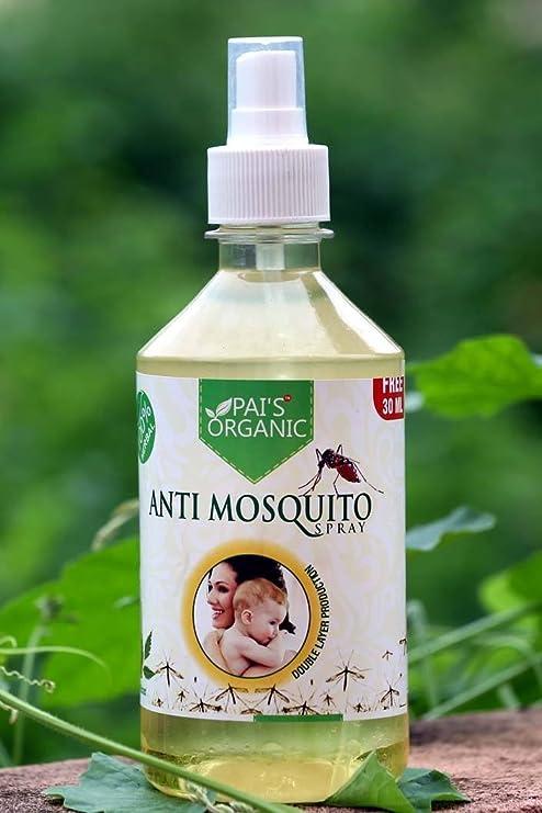 TUZECH ORGÁNICA Neem Oro Anti Repelente de Mosquitos Control de ...