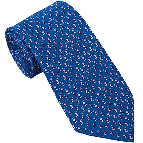 Handmade 100% Silk 7 Fold Silk Tie (12 Options) by Sebastien Grey