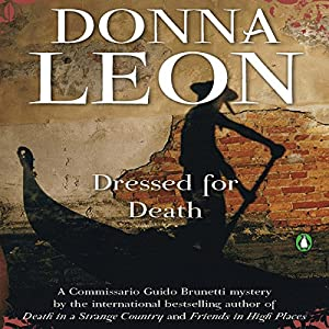 Dressed for Death Audiobook