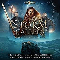 Storm Callers: Age of Magic: A Kurtherian Gambit Series