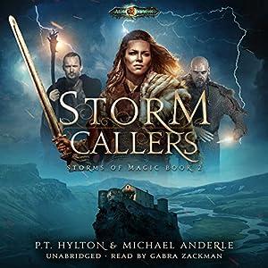 Storm Callers: Age of Magic: A Kurtherian Gambit Series Audiobook