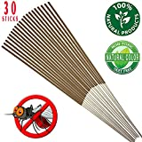 Best Incense Sticks - Mosquito Sticks - All Natural Insect Repellent Incense Review