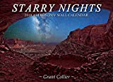 "Starry Nights 2018 Astronomy Wall Calendar (13.5"" x 9.75"")"