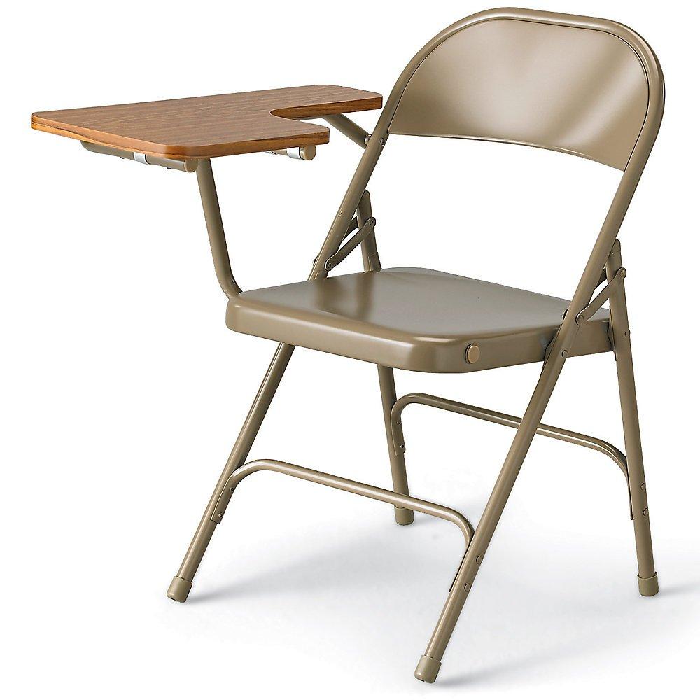 Amazoncom Ki TabletArm Folding Chair 1612 Seat Height