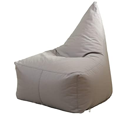 Quwei Bean Bags Chair Cover Triangel Creative Cartoon DIY Comfortable Mini  Sofa Indoor/Outdoor Soft