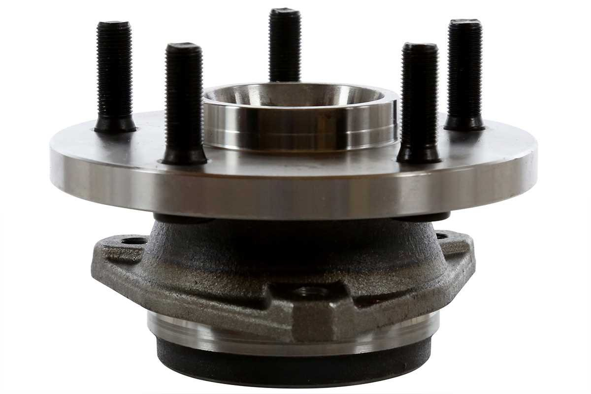 Prime Choice Auto Parts HB613161 Front Wheel Hub Bearing Assembly 5 Stud