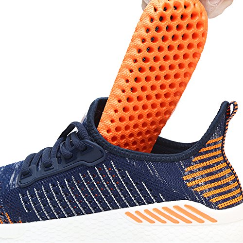 Sport Comfort JACKSHIBO Breathable Fashion Low Royal Shoes Top Trainers Unisex Sneakers Blue Casual ppTgw8q