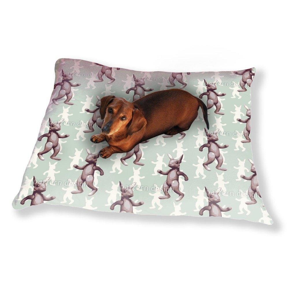 Rabbit Dance Dog Pillow Luxury Dog / Cat Pet Bed