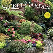 Secret Garden Wall Calendar 2021