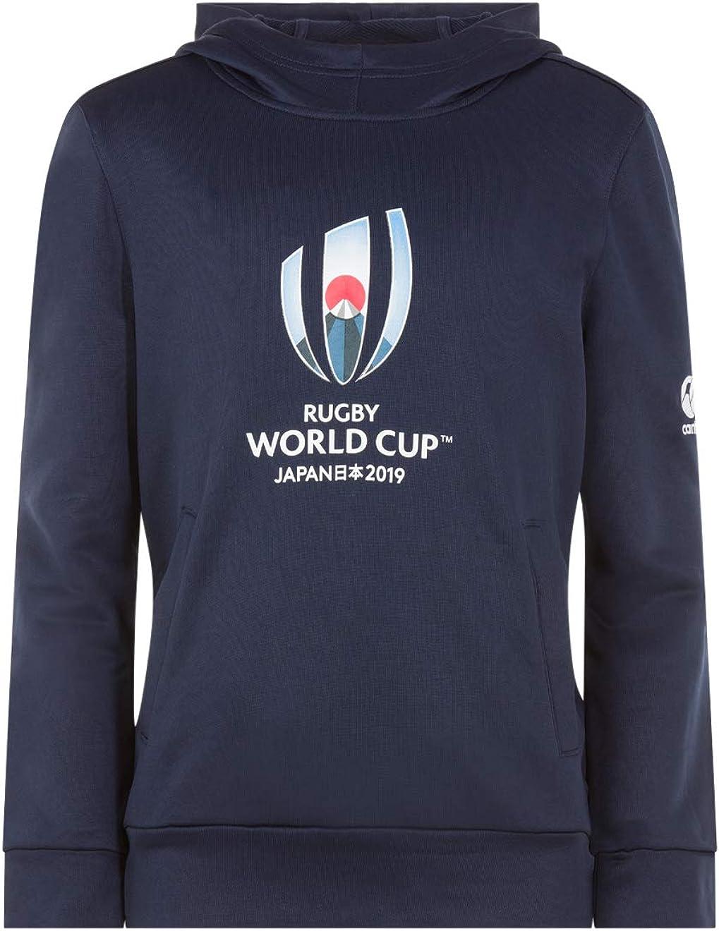 Canterbury Over The Head Oficial de La Rugby World Cup 2019 - Sudadera Unisex niños: Amazon.es: Ropa y accesorios