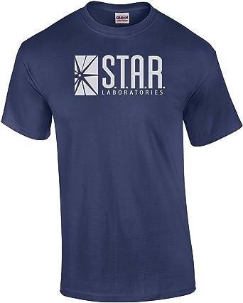 StarLabs The Flash Mashup Funny Comedy Mens T Shirt novelty t shirts joke t-shir