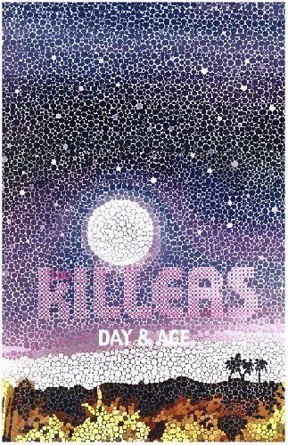 - The Killers Poster Handbill Day & Age and