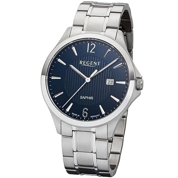 Regent Reloj de hombre acero inoxidable alemania Collection gm1633