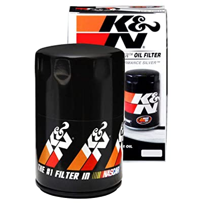 K&N Premium Oil Filter: Designed to Protect your Engine: Fits Select VOLKSWAGEN/TOYOTA/AUDI/FORD Vehicle Models (See Product Description for Full List of Compatible Vehicles), PS-2005: Automotive