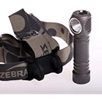 ZebraLight H600w Mk IV 18650 XHP35 Neutral White Headlamp