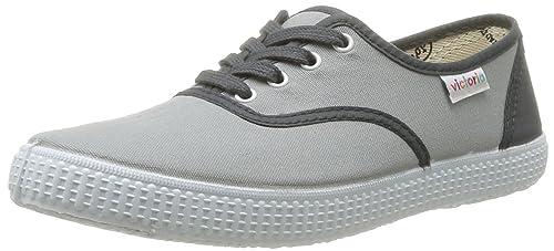 Victoria Inglesa Lona Detall Contrast - Zapatillas de Deporte de tela Unisex: Amazon.es: Zapatos y complementos