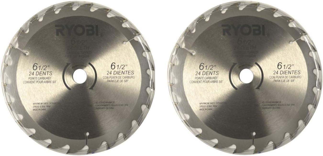 "10/"" 28 tooth 5//8/"" ryobi made in USA carbide tipped"