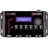 Processador Áudio Taramps PRO 2.6S Digital Som Automotivo Processador PRO 2.6 S