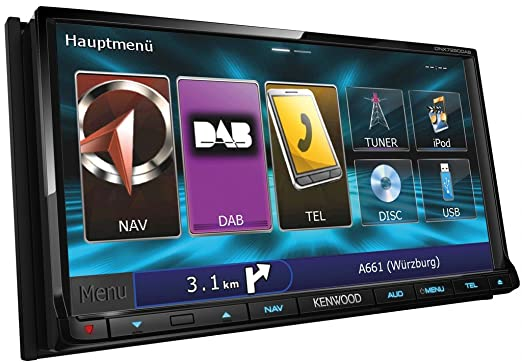 KENWOOD DNX7250DAB Multimedia Receiver Bluetooth Driver UPDATE