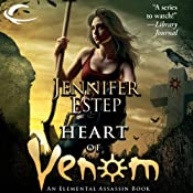 Heart of Venom: Elemental Assassin, Book 9 | Jennifer Estep