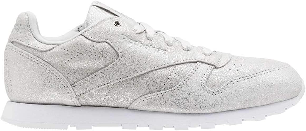 Reebok Classic Leather Chaussures de Fitness Fille