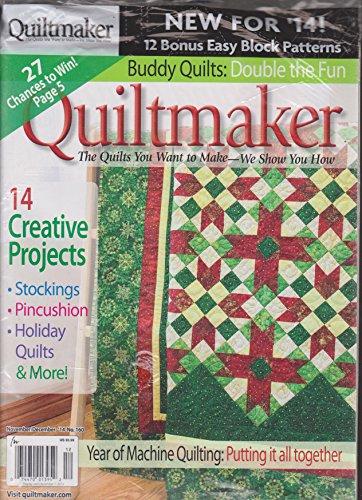 Quiltmaker Magazine - 1