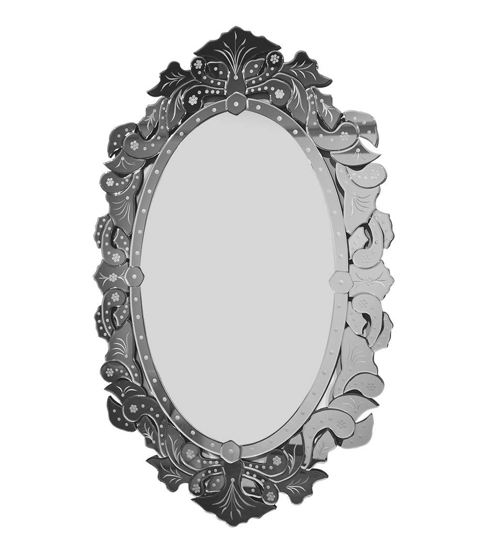 Maoxin home Venezianische Spiegel, Elegante Wandspiegel, Schlafzimmerspiegel, 80 x 119 119 119 cm d71d6e