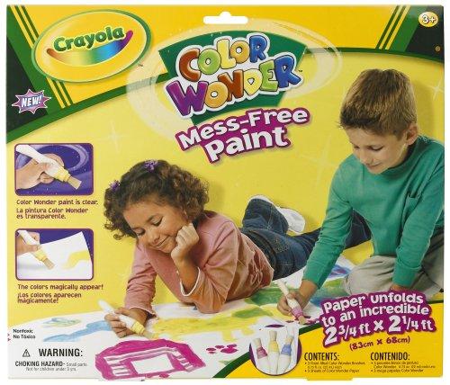 Color Wonder Mega Sheet