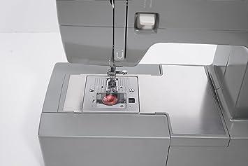 Máquina de coser Singer Heavy Duty 4432: Amazon.es: Hogar