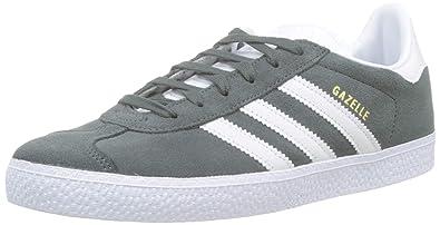 73a17792f1ee9 adidas Gazelle J Chaussures de Gymnastique Mixte Enfant  Amazon.fr ...